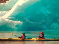 Paddeln durch Eislandschaften, Foto: TravelAlaska.com