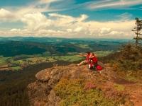 Wandern am Kaitersberg, Foto: Bayerischer Wald