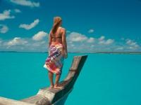 Blick aufs Meer, Cook Inseln, Foto: BoTG