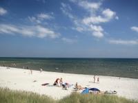 Strandleben in Dänemark, Foto: VisitDenmark