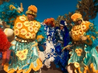 Farbenfroher Karneval, Foto: Dominican Republic Ministry of Tourism