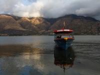 Romantische Seenlandschaft, Foto: Ministerio de Turismo del Ecuador