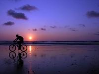 Playa Canoa Biker, Foto: Ministerio de Turismo del Ecuador