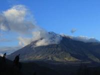 Vulkan Tungurahua, Foto: Ministerio de Turismo del Ecuador