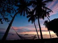 Sonnenuntergang am Strand, Foto: BoTG