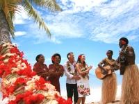 Hochzeit auf den Fiji-Inseln, Foto: BoTG