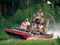 Airboat Everglades, Foto: VISIT FLORIDA