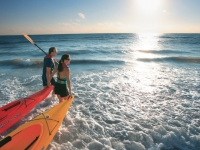 Beach Kayaks, The Beaches of Fort Myers Sanibel, Foto: VISIT FLORIDA