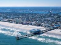 Daytona Beach Aerial, Foto: VISIT FLORIDA