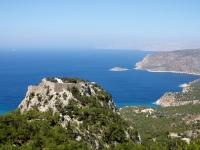 Rhodos, Foto: Fortezza di Monolithos, Rodi, Grecia, Irene Grassi, [CC BY-SA, http://www.flickr.com/photos/sun_sand_sea/7155722263/]