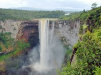 Kaieteur Falls Wasserfall Guyana, Foto: Bill Cameron