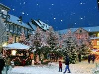 Weihnachtswald Goslar, Foto: Goslar Marketing GmbH
