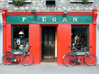 Traditionelles Pub in Irland, Foto: Joe Cashin (Tourism Ireland)