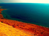 The Dead Sea, James Byrum [CC BY 2.0, flickr]