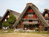 Historische Dörfer von Shirakawa-gō und Gokayama
