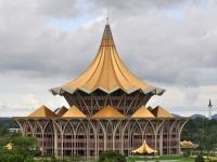 kuching-parlament