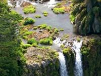 Mauritius Wasserfall von Chamarel, Foto: (c) MTPA Bamba