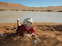 Großer Sandkasten, Foto: BoTG
