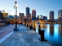 neuengland_boston_hafen_sonnenuntergang, Foto: Shutterstock
