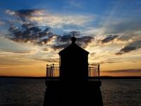 neuengland_leuchtturm_sonnenuntergang, Foto: Shutterstock