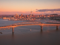 Auckland Harbour Bridge, Foto: Tourism Auckland