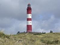 Leuchtturm von Amrum, Foto: www.nordseetourismus.de / Tanja Weinekötter