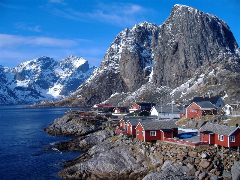 Norwegen Vs Schweden