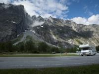 Mit dem Wohnmobil durch Trollveggen, Møre og Romsdal [Foto: Terje Borud - Visitnorway.com]