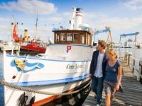 Ostseehafen von Kiel, Foto: O. Franke / Kiel-Marketing e.V.