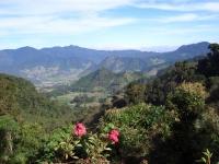 Landschaft beim Vulkan Baru, Foto: travel-to-nature