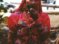 Ureinwohnerin in Kuna, Foto: travel-to-nature