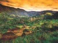 Sunset over Papua, Foto: Kirklandphotos.com (via BoTG)