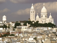 Pariser Dächer, Sacré-Cœur, Foto: © Paris Tourist Office - Fotograf : Jacques Lebar