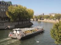 La Seine, Bateaux-mouches, Foto: © Paris Tourist Office - Fotograf : Jocelyne Genri