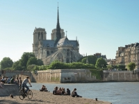 Ile de La Cité, Foto: © Paris Tourist Office - Fotograf : Daniel Thierry