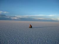 Salzwüste Salar de Uyuni, Foto: viventura