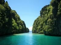 El Nido Palawan Big Lagoon, nennnn [CC BY 2.0, flickr]