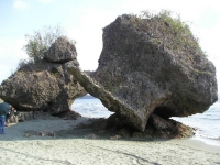 Agno Umbrella Rock, Foto: Philippines Department of Tourism