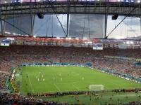 Pilgerstätte des Weltfußballs: Maracana