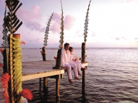 Sinalei Reef Resort & Spa Hochzeitspaar, Foto: Best of Travel Group