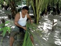 Samoaner beim Korbflechten, Foto: Best Of Travel Group