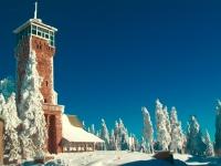 Hornisgrinde im Winterkleid, Foto: Tourist-Information Seebach