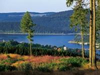 Blick auf den Schluchsee, Foto: Tourist-Information Schluchsee