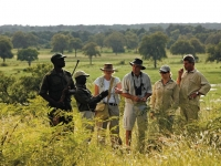 Buschwanderung im South Luangwa Nationalpark, Foto: BoTG