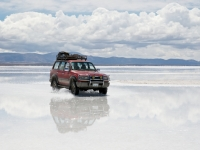 Salar de Uyuni, Nico Kaiser (CC BY) via http://www.flickr.com/photos/nicokaiser/6722158765/