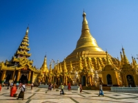 Shwedagon Pagoda in Burma, llee_wu [CC BY-ND 2.0, flickr]