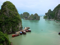 Ha Long Bay, Foto: Francesco Paroni Sterbini, CC BY-ND