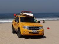 Lifeguard Santa Monica [Foto: Mirschel / NIEDblog]