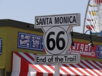 End of Route 66, Santa Monica [Foto: Mirschel / NIEDblog]