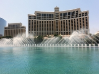 Fountains of Bellagio Hotel, Las Vegas [Foto: Mirschel / NIEDblog]